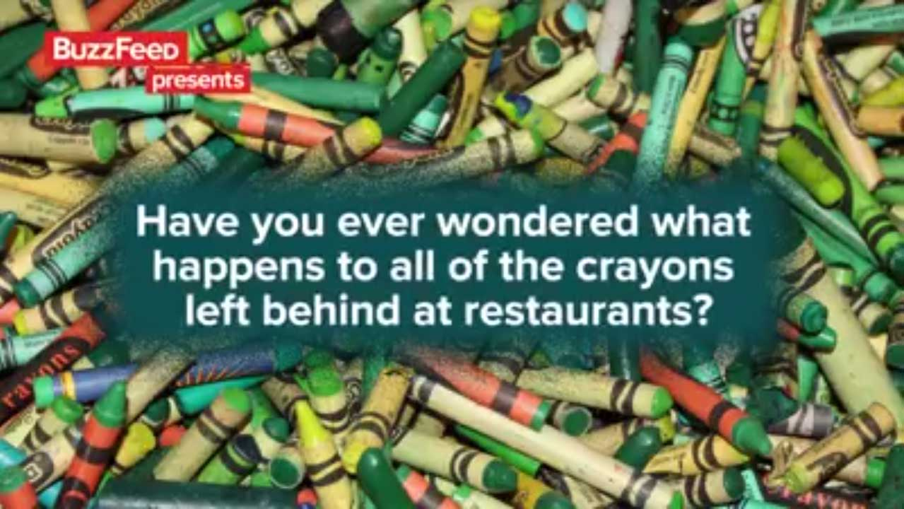 buzzfeed trending the crayon initiative