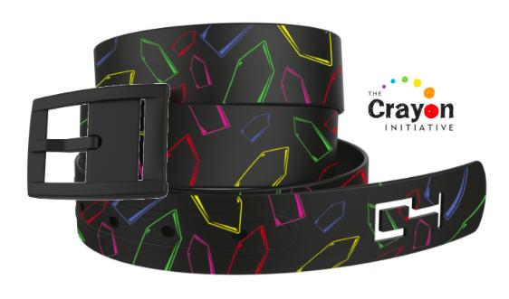 C4 Crayons Classic Belt