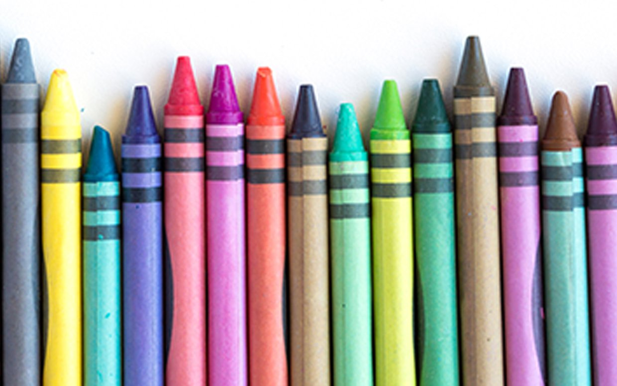 parade color me green how to recycle unwanted crayons with the